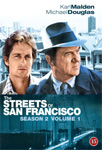 The Streets Of San Francisco - Sesong 2 Del 2 (DVD)