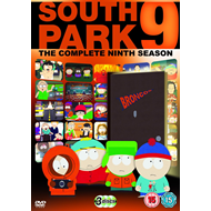 South Park - Sesong 9 (UK-import) (DVD)