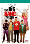 The Big Bang Theory - Sesong 2 (DVD)