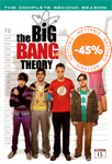 Produktbilde for The Big Bang Theory - Sesong 2 (DVD)