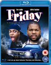 Friday (Blu ray) (DVD)