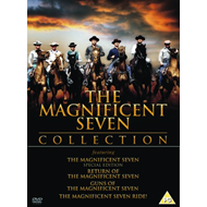 The Magnificent Seven Collection (UK-import) (DVD)