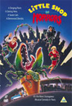 Little Shop Of Horrors (UK-import) (DVD)