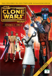 Star Wars - The Clone Wars - Sesong 1 Del 4 (DVD)