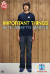 Important Things With Demetri Martin - Sesong 1 (DVD - SONE 1)