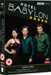 Hotel Babylon - Sesong 3 (UK-import) (DVD)