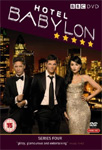 Hotel Babylon - Sesong 4 (UK-import) (DVD)