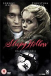 Sleepy Hollow (UK-import) (DVD)