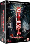 Death Note - The Complete Series (UK-import) (DVD)