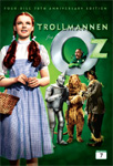 Trollmannen Fra Oz - 75th Anniversary Edition (UK-import) (DVD)