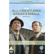 All Creatures Great And Small - Sesong 3 (UK-import) (DVD)