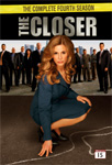 The Closer - Sesong 4 (DVD - SONE 1)