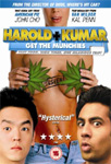 Harold & Kumar Get The Munchies (UK-import) (DVD)
