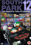 South Park - Sesong 12 (UK-import) (DVD)