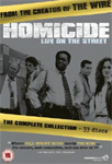 Homicide: Life On The Street - The Complete Series (UK-import) (DVD - SONE 1)