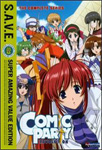 Comic Party Revolution - The Complete Collection (DVD - SONE 1)