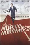 North By Northwest - 50th Anniversary Edition (DVD - SONE 1)