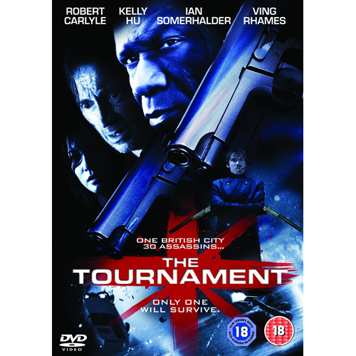 The Tournament (UK-import) (DVD)