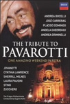 Produktbilde for The Tribute To Pavarotti - One Amazing Weekend In Petra (DVD)
