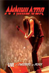 Annihilator - Live At Masters Of Rock (m/CD) (DVD)