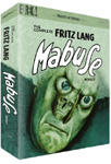 The Complete Fritz Lang Mabuse Collection (UK-import) (DVD)