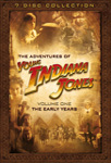 The Adventures Of Young Indiana Jones Vol. 1 - The Early Years (DVD)