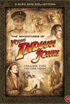 The Adventures Of Young Indiana Jones - Vol. 2 - The War Years (DVD)