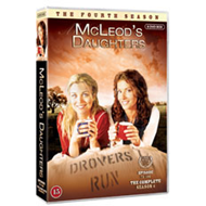 McLeod's Daughters - Sesong 4 (DVD)