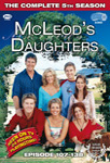 McLeod's Daughters - Sesong 5 (DVD)