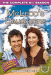McLeod's Daughters - Sesong 6 (DVD)