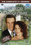 McLeod's Daughters - Sesong 7 (DVD)