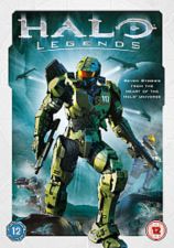 Halo Legends (UK-import) (DVD)