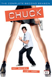 Chuck - Sesong 2 (UK-import) (DVD)