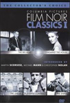 Columbia Pictures Film Noir Classics - Vol. 1 (DVD - SONE 1)