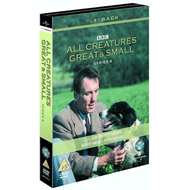 All Creatures Great And Small - Sesong 4 (UK-import) (DVD)