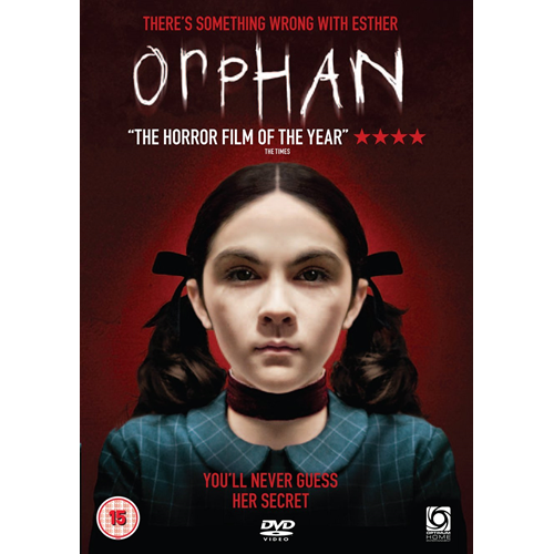 Orphan (UK-import) (DVD)