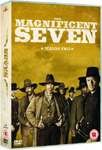 The Magnificent Seven - Sesong 2 (UK-import) (DVD)