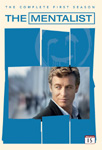 The Mentalist - Sesong 1 (DVD)