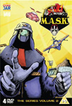 M.A.S.K - Volum 2 (UK-import) (DVD)