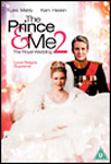 The Prince And Me 2 - The Royal Wedding (UK-import) (DVD)