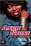 Angie Stone - Live In Vancouver Island (DVD)
