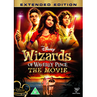 Wizards Of Waverly Place - The Movie - Extended Edition (UK-import) (DVD)