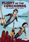 Flight Of The Conchords - Sesong 2 (UK-import) (DVD)