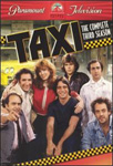 Taxi - Sesong 3 (DVD - SONE 1)