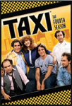 Taxi - Sesong 4 (DVD - SONE 1)