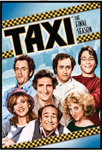 Taxi - Sesong 5 (DVD - SONE 1)