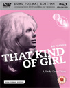That Kind Of Girl (UK-import) (Blu-ray + DVD)