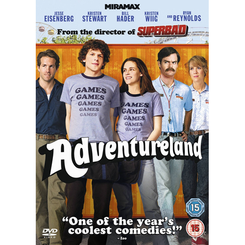 Adventureland (UK-import) (DVD)