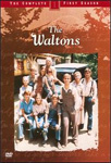 The Waltons - Sesong 1 (DVD - SONE 1)