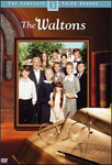 The Waltons - Sesong 3 (DVD - SONE 1)